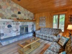 custom stone fireplaces
