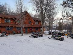 sledding to four seasons