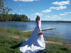 wedding venue on the lake