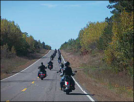 Wisconsin Motorcycle Tours