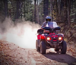 Lodging on Bayfield County ATV Trails