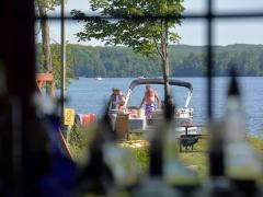 lakeside bar