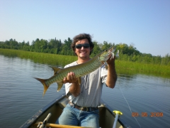 great fishing lodge