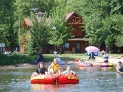 fun on lake namakagon