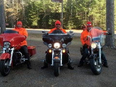 northwoods motorcycle rides