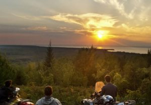 Northern Wisconsin ATV Vacation